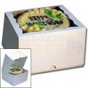 Caja para tartas   20x20x12,5 cm