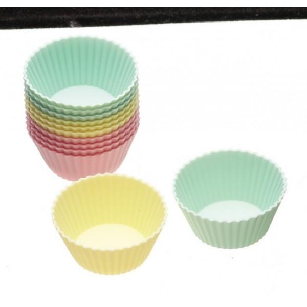 Molde para 24 mini cupcakes - Moldes cupcakes silicona ...