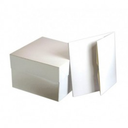 Caja para tartas 35 x 35cm.