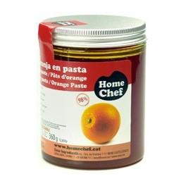 Naranja en pasta 370 gr.