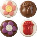 Wilton Cookie Candy mold flowers
