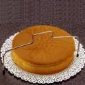 Lira niveladora de tartas - 34cm