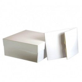 Caja tarta rectangular 35 x 45cm.