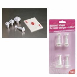 Set de 3 cortadores redondos miniatura