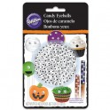 Wilton caramelos mini-Ojos de Monstruo 25g.