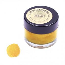 Colorante liquido Oro 8gr. Sugarflair