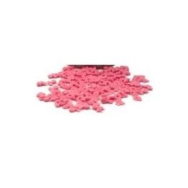 Decoraciones chupete rosa 20 gr.