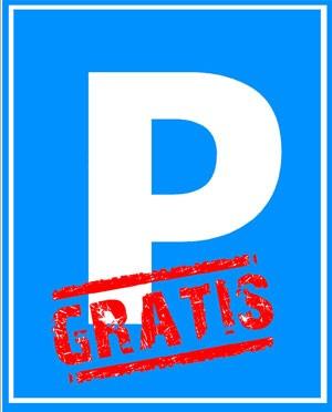 ¡Parking Gratuito!