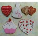 Taller de galletas romanticas- 4 de Febrero