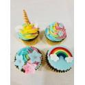 Taller de cupcakes Lunes 17 Septiembre