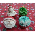 Taller de cupcakes Navideños- 15 de diciembre