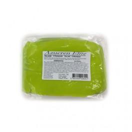 Fondant Azucren Elite Verde fluorescente 1 kl.
