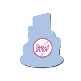 Fondant SweetKolor Azul bebe 250 gr.