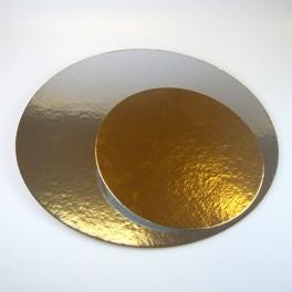 Disco dorado 16cm