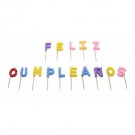 vela:Feliz cumpleaños