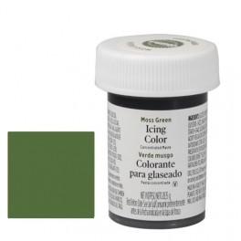 Colorante wilton verde musgo